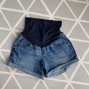 Maternity Shorts NWOT